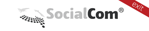 SocialCom - Registered Trademark